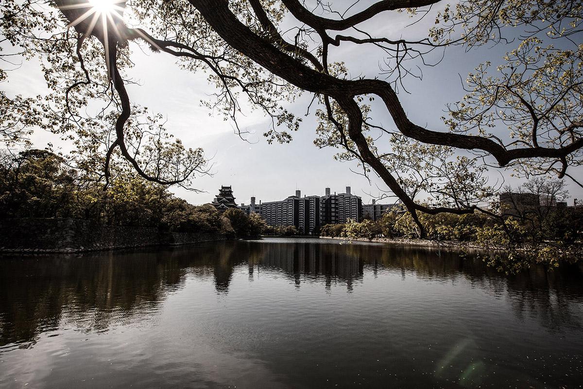 Motoyasugawa River in Hiroshima